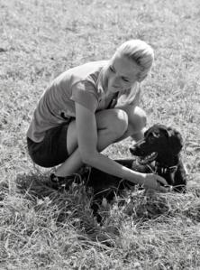 Hundetrainerin Nathalie Sylvia Liselotte Örlecke